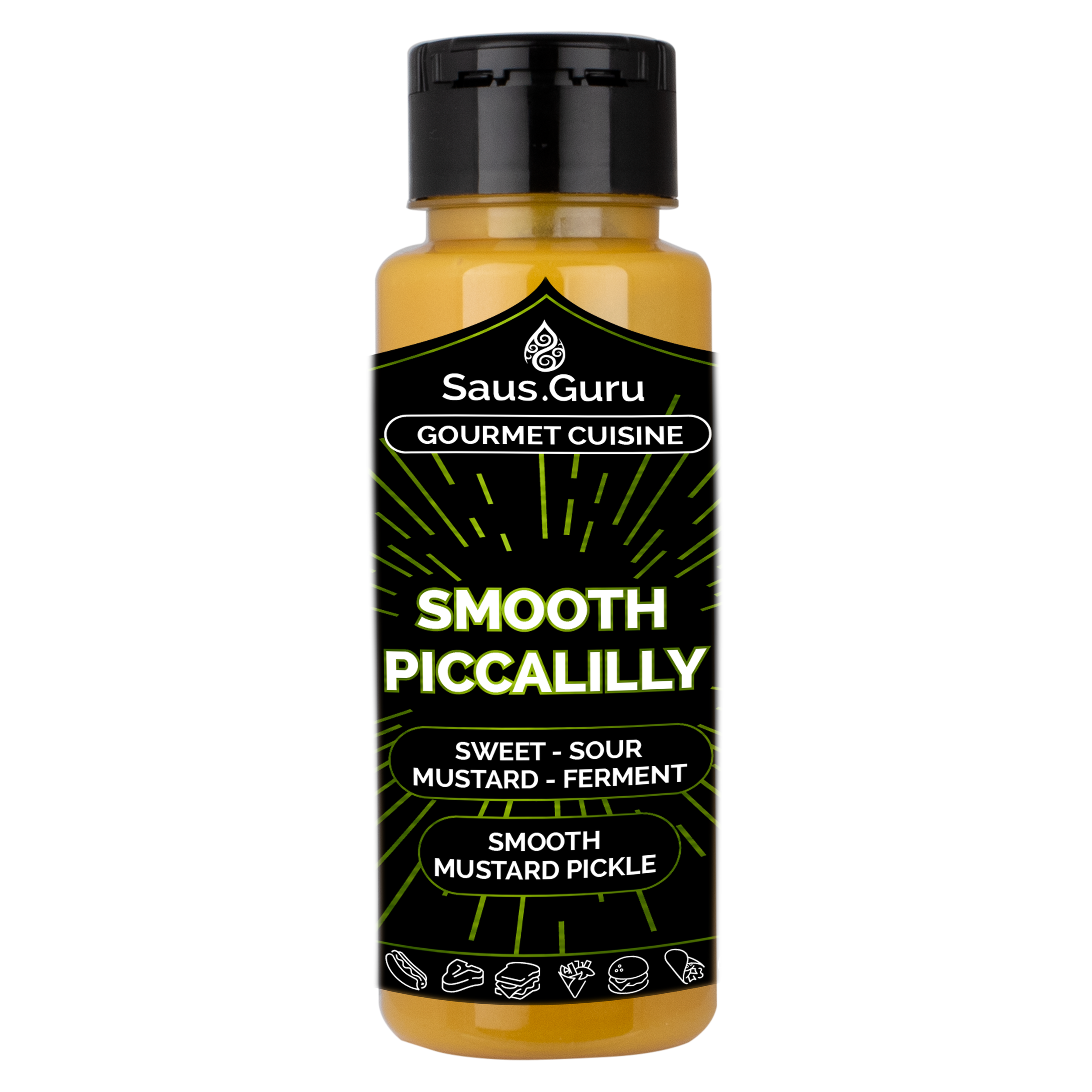 Smooth Piccalilly